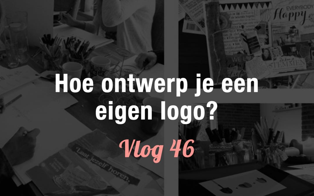 Hoe ontwerp je een eigen logo vlog 46 rosanne raubun for Ontwerp je eigen kantoor