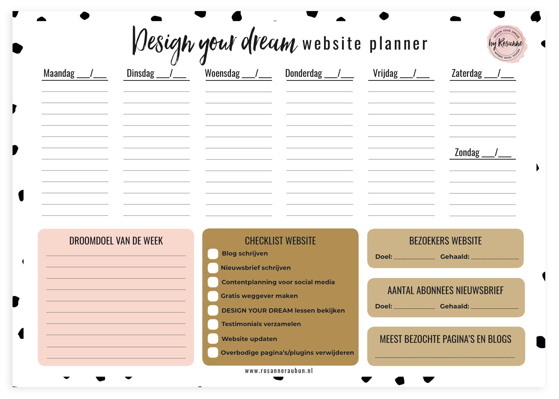 websiteplanner